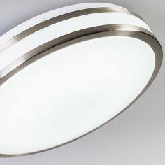 Nice Deckenleuchte Avanti I W LED RGB stahl