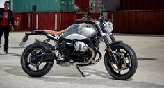 BMW Unleashes R nineT Scrambler Bike