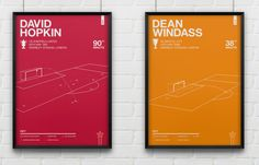 Significant Moments in English Football Posters2