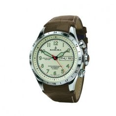 German design watch. Price: 288€ Watch Brands, Brand Names, German, Watches, Design, Deutsch, German Language, Wristwatches