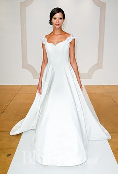 Judd Waddell Wedding Dresses Spring 2016 Bridal Runway Shows Brides.com | Wedding Dresses Style | Brides.com