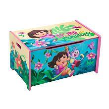 Nickelodeon Dora the Explorer Toy Box