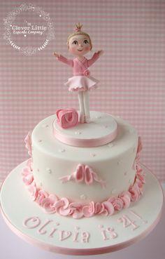 Ballerina Cake on Cake Central