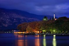 GREECE CHANNEL | Ioannina, Lake Pamvotis