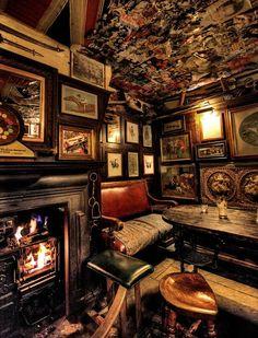 One of London's Best Pubs, the Nags Head, Knightsbridge  http://www.HotelDealChecker.com