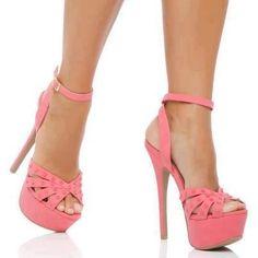 Giuseppe Zanotti sexy pink sandals