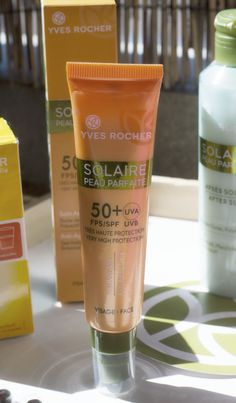 Yves Rocher Solaire Peau Parfaite Yves Rocher, Parfait, Shower Gel, Free Gifts, Ale, Make Up, Skin Care, Bottle, Products