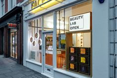 FaceGym flagship store by Prop Studios London  UK