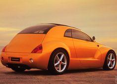 1999 Chrysler Pronto Cruizer Concept