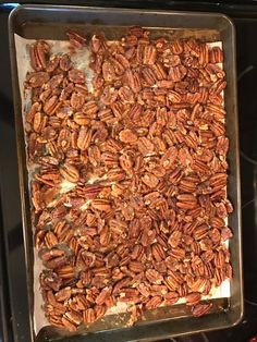 Keto Candied Pecans | Low Carb & Sugar Free | Typically Keto