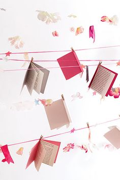 book themed baby shower. have guests bring baby books with special messages written in them instead of gifts.