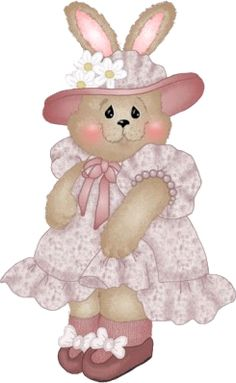 Teddy Bear, Easter, Rabbits, Toys, Blog, Calendar, Animals, Good Night Msg, Cute Pictures
