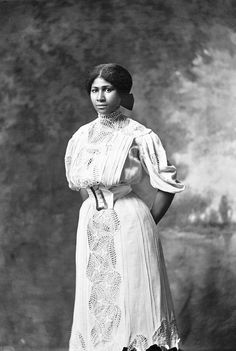 Vintage Photos: African American Portraits