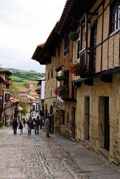 Santillana del Mar, Cantabria, Spain. https://www.facebook.com/International.Living