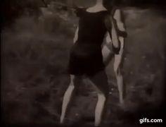 Kick counter from Finnish hand-to-hand combat film