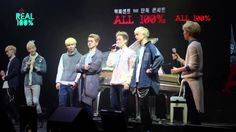 [The Real 100%] 백퍼센트 ALL 100% Behind Story #2