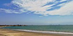 playa de Ballenita. playas de Ecuador #playas #Ecuador #Ballenita
