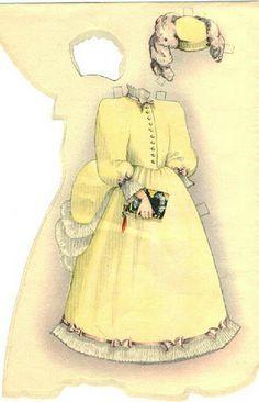 """Nellie"" by Helen Page   Gabi's Paper Dolls"