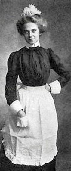 Victorian chambermaid