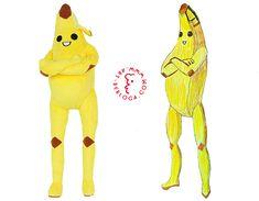 Customized Plush Toy Cartoon Hero Bananamen by Art-berloga handmade. Emotional Messages, Banana Man, Bunny And Bear, Handmade Toys, Scooby Doo, Plush, Hero, Cartoon, Fictional Characters