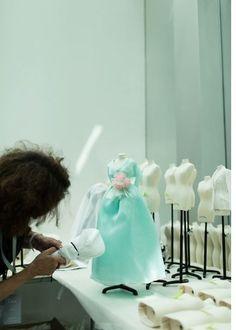 Dior in Miniature