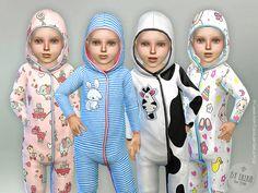 lillka's Pyjama for Toddler Girls P02