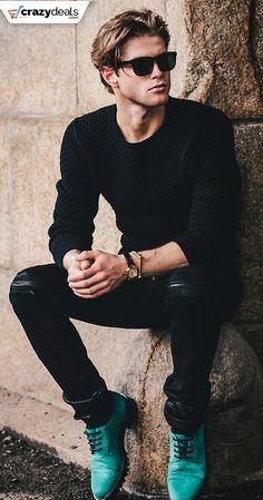 *2016 New #Fashion Men's #Jeans Straight Slim Fit Trousers Casual #JeansPants*  Shop Now -->> http://www.crazydeals.com/fashions-clothing/clothing/mens-clothing/men-s-jeans-pants-trousers.html    #mensfashion #dubai #ramadan #جينز #موضة #الإمارات