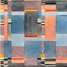 "36 likerklikk, 4 kommentarer – Katie Charleson (@katiecharleson) på Instagram: ""I've been doing a lot of Bauhaus research recently. In love with Gunta Stölzl's work, the balance…"""