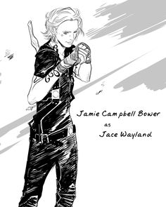 I thought you guys might like to see these! Done by our lovely Cassandra Jean, these are portraits of the City of Bones actors* in their guises as the characters they play. The originals were given to...