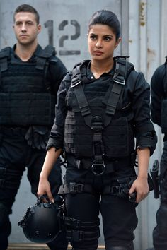Priyanka Chopra and Gillian Anderson are the fan favorites in the campaign for a female 007 agent. James Bond Women, Horse Girl Photography, Military Special Forces, By Any Means Necessary, Female Soldier, Military Women, Strong Girls, Mode Streetwear, Priyanka Chopra