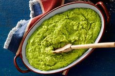 Whether served on top of a pie or next to the Sunday roast, it is hard to resist good old-fashioned mushy peas.
