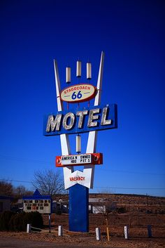 USA Route 66 - Seligman Stagecoach 66 Motel