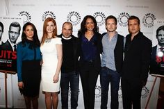 """361 Likes, 8 Comments - Suits TV Series (@suitsnetwork) on Instagram: """"Missing suits #suits #suitsseason7 #suitscast"""""""