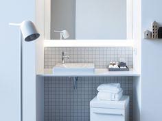 Duravit - Bathroom design series: X-Large - bath room furniture from Duravit.
