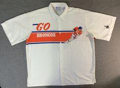 DENVER BRONCOS Shirt 80's Vintage/ Cliff Engle by sweetVTGtshirt