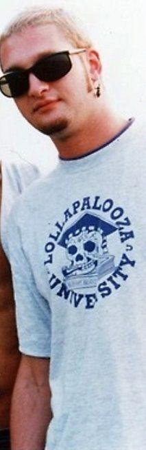 Layne Staley...Lollapalooza 1993