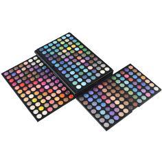 Ultimate 250 Eyeshadow , Make Up Brush - MyBrushSet, My Make-Up Brush Set - 12
