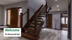 Stockwell Ltd are Scotland's specialist timber staircase manufacturers, providing unrivalled service to: major house builders; builders and home owners. Staircase Manufacturers, Metal Spindles, Timber Staircase, Treads And Risers, Newel Posts, Painted Stairs, Carpet Stairs, Traditional Looks