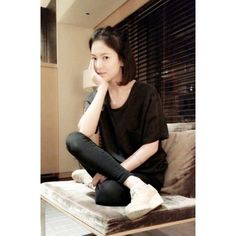 Designer Clothes, Shoes & Bags for Women Song Hye Kyo Style, Song Joong Ki Birthday, Sun Song, Descendents Of The Sun, Songsong Couple, Lee Bo Young, Yoo Ah In, Asian Celebrities, Cute Songs
