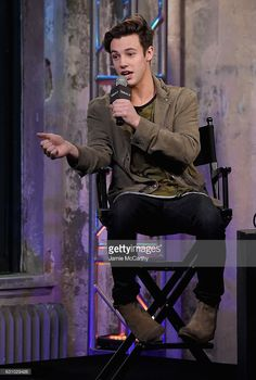 Cameron Dallas attends the Build Presents Cameron Dallas Discussing 'Know Thy Selfie' at AOL HQ on January 5, 2017 in New York City.