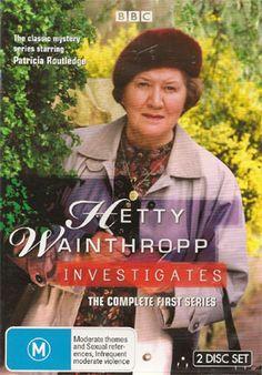 Hetty Wainthropp Investigates, 1996-98.