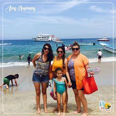 Iniciando la primavera en la playa de las Ánimas - Recorrido Arcos, Ánimas, Quimixto #LasAnimas #Beach #LosArcos #ParqueNacional #Qumixto #PuertoVallarta #Mexico #Travel #Explore #tours #VallartaByBoat