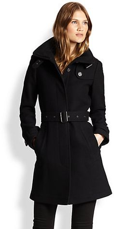 Burberry Brit Rushworth Belted Coat