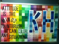 School Counseling Bulletin board with school name KH .love, love, love this idea and it's true! Counseling Bulletin Boards, Counseling Quotes, Counseling Psychology, Counseling Activities, School Bulletin Boards, School Counselor Office, Counseling Office, Elementary School Counseling, School Social Work