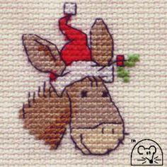 Mouseloft - Christmas Donkey