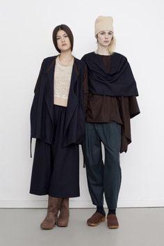 Reality Studio - Fatma jacket Diana cape