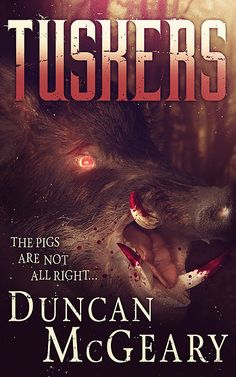 Nature strikes back! Tuskers by Duncan McGeary http://www.ragnarokpub.com/#!mcgeary/y7btn