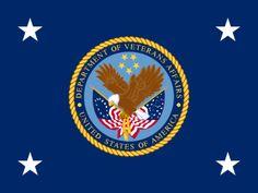 Flag of the United States Secretary of Veterans Affairs