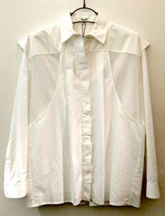 KENZO chemise blanche