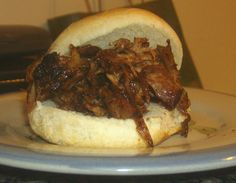 Pork Recipes Mean Chefs Pulled Pork recipe is pretty much the gold standard for pulled… Smoked Pulled Pork, Pulled Pork Recipes, Tyler Florence Pulled Pork, Food Network Recipes, Food Processor Recipes, Cooking Network, Slow Cooker Recipes, Meat Recipes, Crockpot Meals